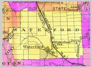 Waterford-Map